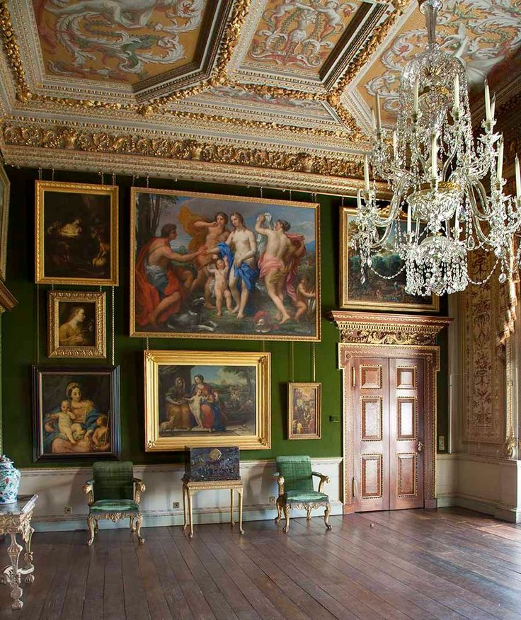 64 Best Images About Houghton Hall On Pinterest Basement