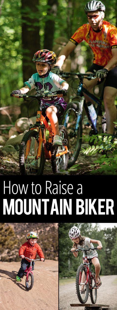 How to Raise A Mountain Biker   Singletracks Mountain Bike News