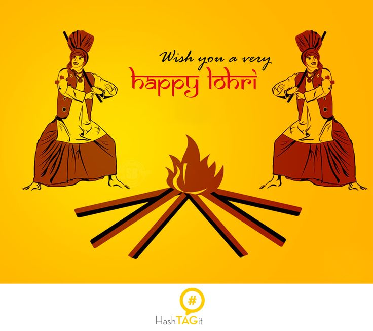 #Hashtagit #wishes you a very Happy Lohri!! #Happy_Lohri                                                                                                                                                                                 More