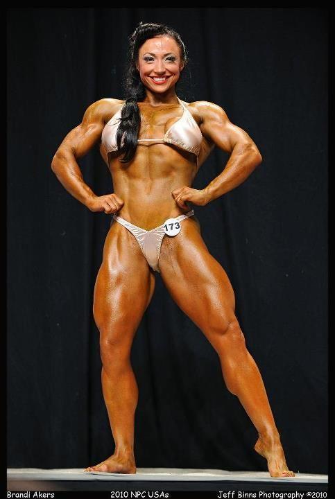 morph akers muscle Brandi mae