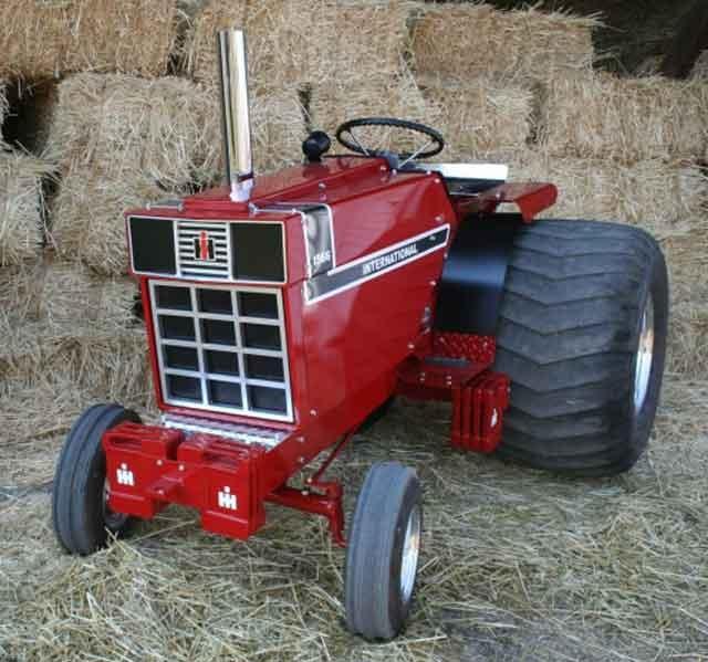 Garden Tractor Custom Truck : Best images about custom built tractors on pinterest