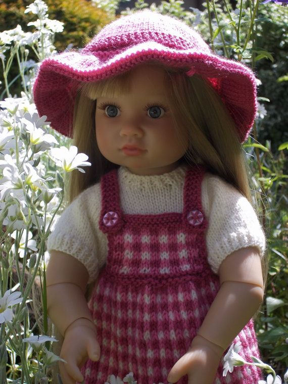 Free Knitting Patterns For Small Dolls Gallery Knitting Patterns