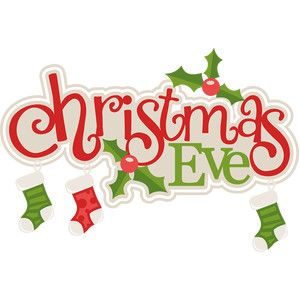 Image result for christmas eve clip art