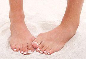 Listerine Foot Soak for Stinky Feet