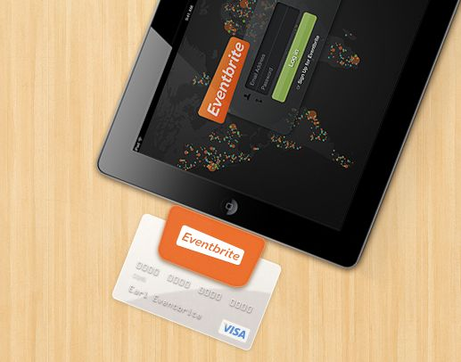 Eventbrite unveils At The Door Card reader, turns iPads into ticketing terminals. Square-like solution dedicated to ticketing
