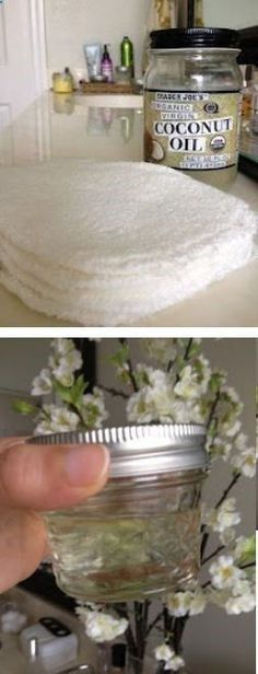 Wash your face with coconut oil - no more pimples or dryness  my acne scars healed!.