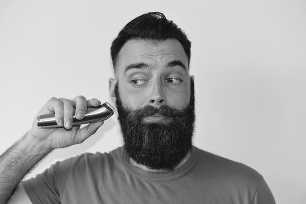 How to trim your beard | stubble & 'stache