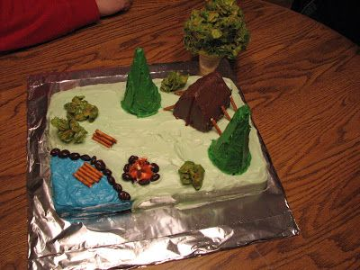 12 best images about Cakes boy scouts on Pinterest Cake ...