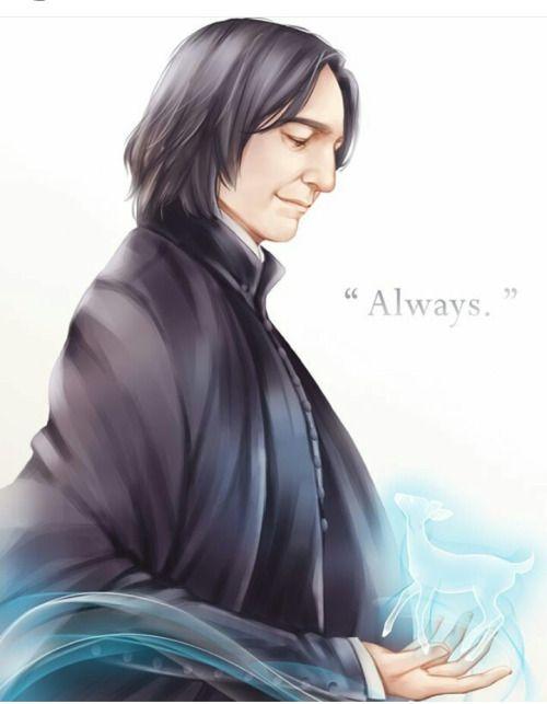 Severus Snape Always                                                       …