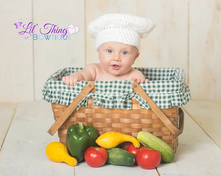 Crochet Baby Chef Hat Pattern Free : 17 Best images about Photo shoot props on Pinterest ...