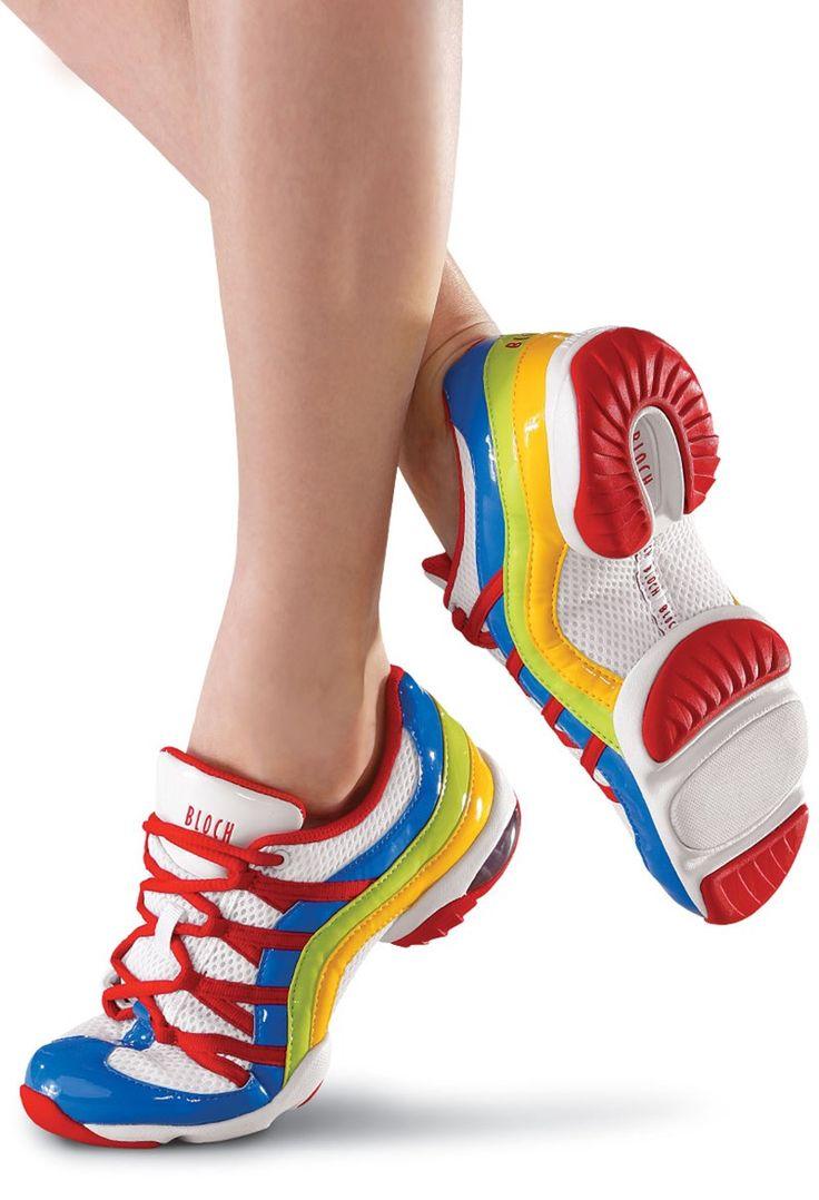 Bloch Wave Dance Sneaker