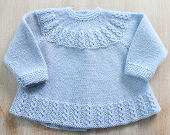 30 / Baby Set / Knitting Instructions in by LittleFrenchKnits