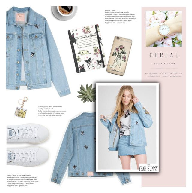 """""""Life Is Much Better With A French Bulldog - Yeah Bunny"""" by paradiselemonade ❤ liked on Polyvore featuring adidas, Yeah Bunny, tumblr and YeahBunny"""