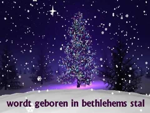 Kerstliedje : stille nacht