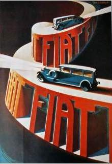 Fiat old ads