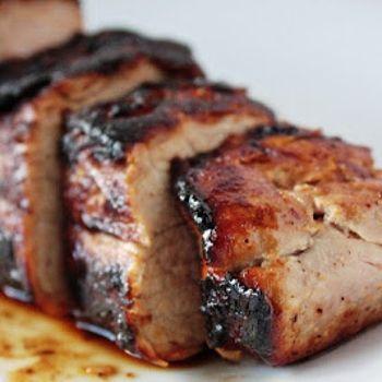 Honey Butter Pork Tenderloin Recipe - ZipList