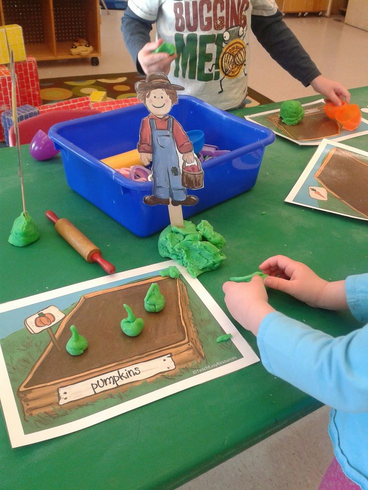 FREE Farm Playdough Mat Set - Pick Up Your Copy Today!
