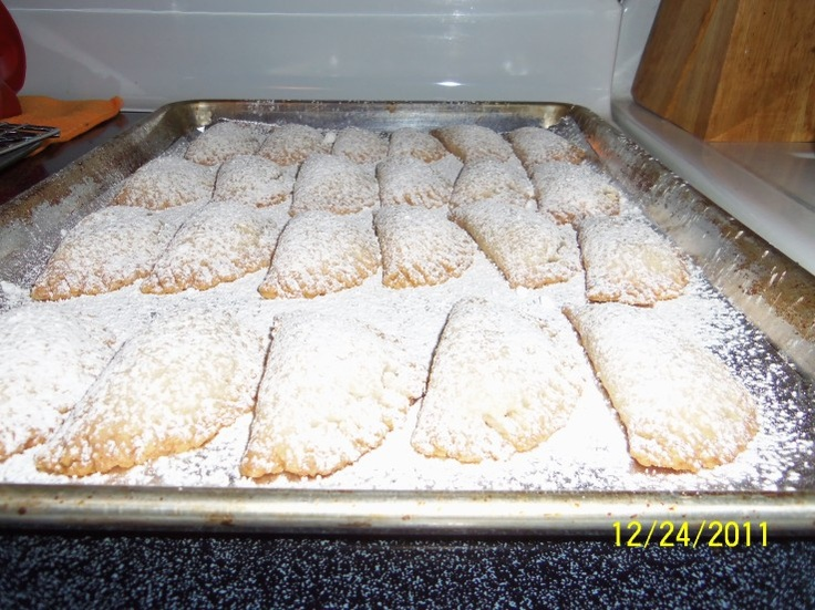 Pineappple Empanadas.