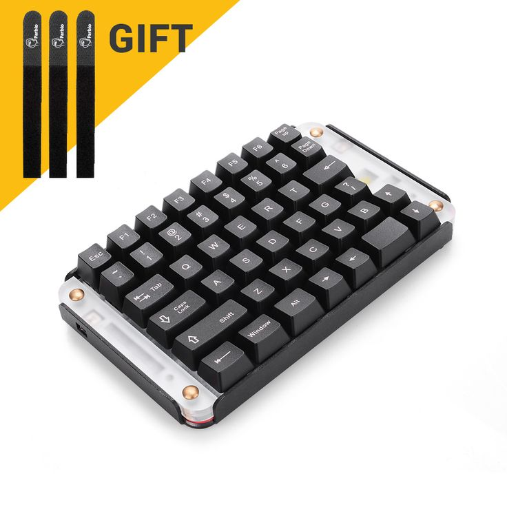 parblo pr200 one hand mechanical gaming keyboard linear action price 78 8. Black Bedroom Furniture Sets. Home Design Ideas