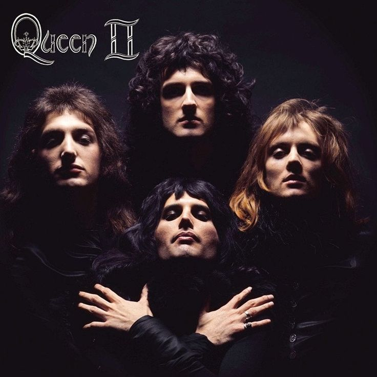 Queen Queen II on 180g LP Sourced from the Original Master Tapes, Mastered By Bob Ludwig, Cut at Half-Speed at Abbey Road Studios, and Pressed at Optimal in Germany A month after releasing their debut