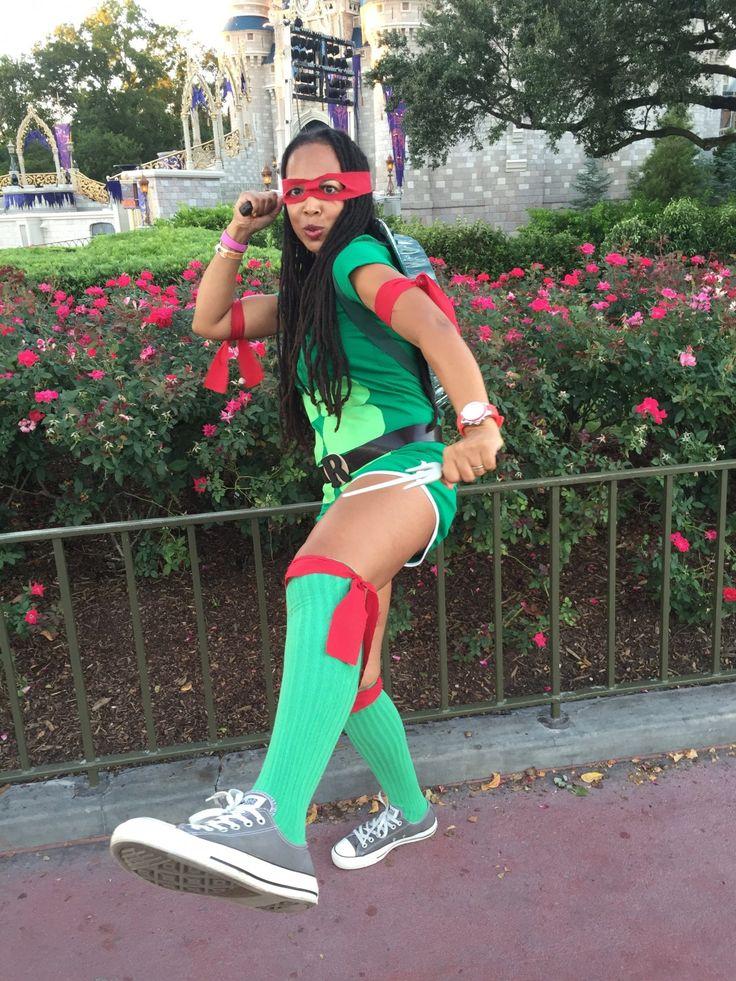 How To Make A Teenage Mutant Ninja Turtle Costume - Sherrelle