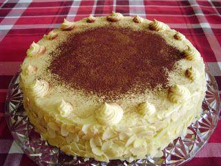 Rencsi cukrászdája: Somlói galuska torta