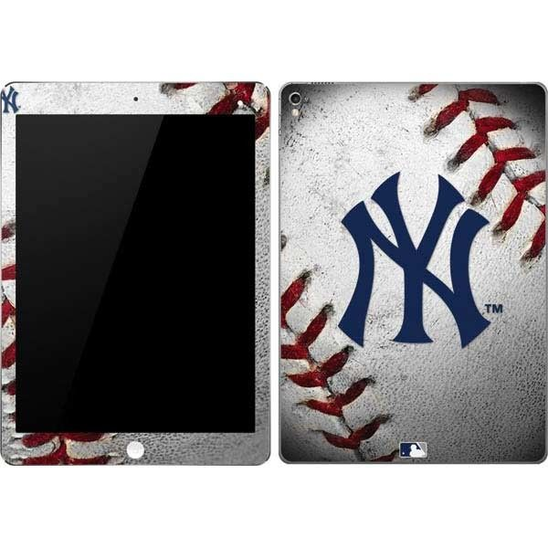 Support your favorite MLB team with our premium New York Yankees Game Ball iPad Pro 9.7in Skin. For a seamless fit that won't interfere with any buttons or sensors on your Apple tablet you can rely on our MLB New York Yankees Tablet Skins. The New York Yankees Game Ball Tablet Skin provides quality iPad Pro 9.7in protection without the bulk of a case. Step up your iPad Pro 9.7in game today!