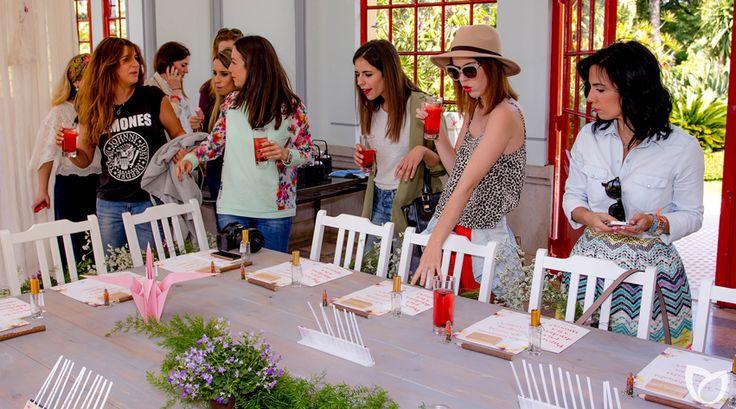 Equivalenza - taller perfumeria bloggers lisboo