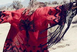 Boho, asiático y flamenco; el tótum revolútum de la primavera