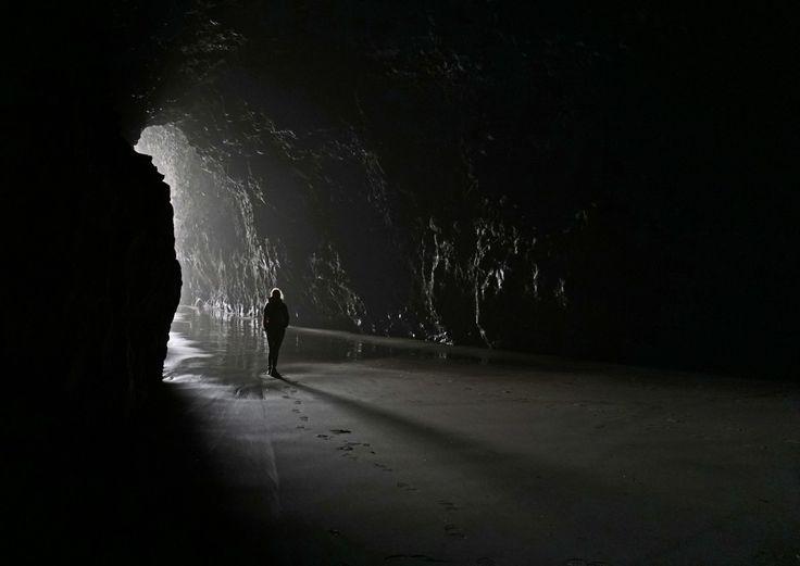 Mercer Bay Caves