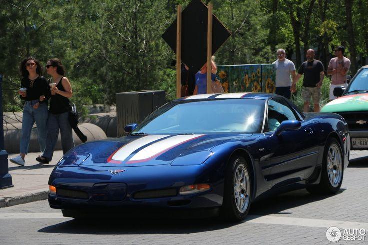 2004 Corvette Commemorative Edition Z06