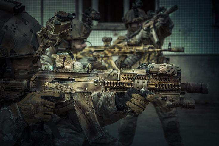 Russian FSB Alpha Group
