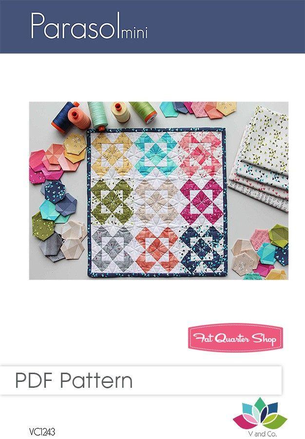 Fat Quarter Small Quilts 73