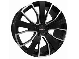 "Calibre Kensington Gloss Black and Polished 8.5x20\"" VW T5"