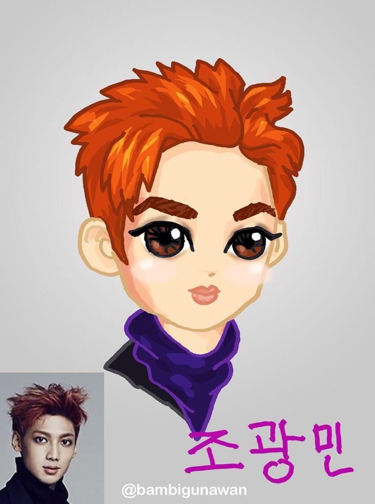 Korean boyband #caricature #cartoon #karyamasbambi #unyu2 #unyu_korea  #boyfriendkoreanband #boyfriendkorea #boyfriendkorean #boyfriendfans #보이프렌드 #베스트프렌드 #베스트프렌드인도네시아 #동현 #현성 #정민 #영민 #관민 #민우