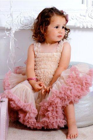 Love this flower girl dress from AngelFace.co.uk