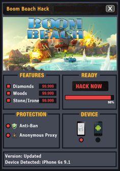 boom beach hack apk 2018