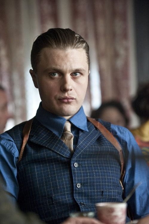"Michael Pitt as James ""Jimmy"" Darmody in Boardwalk Empire 