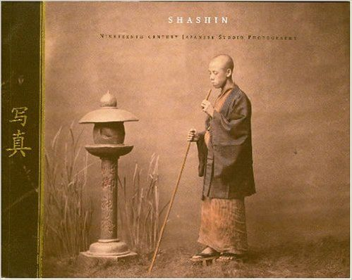 """Shashin: 19th Century Japanese Studio Photography"" Isobel Crombie (National Gallery Of Victoria, 2006)"