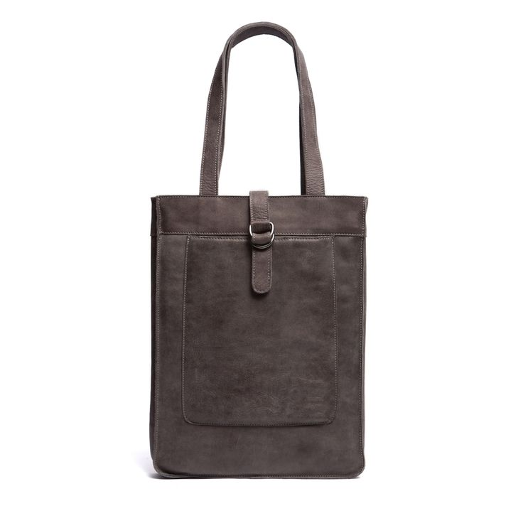 """15 """" Laptop Tote Tribe   Leather Bags Laptop and Messengers   Roots"""