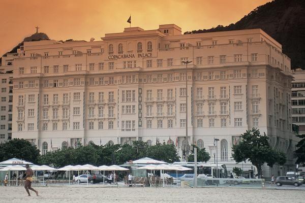 Copacabana Palace - Rio de Janeiro