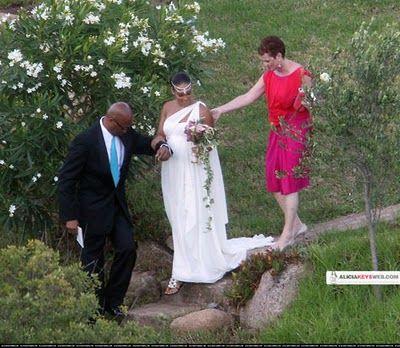 свадьба Алиши Кис