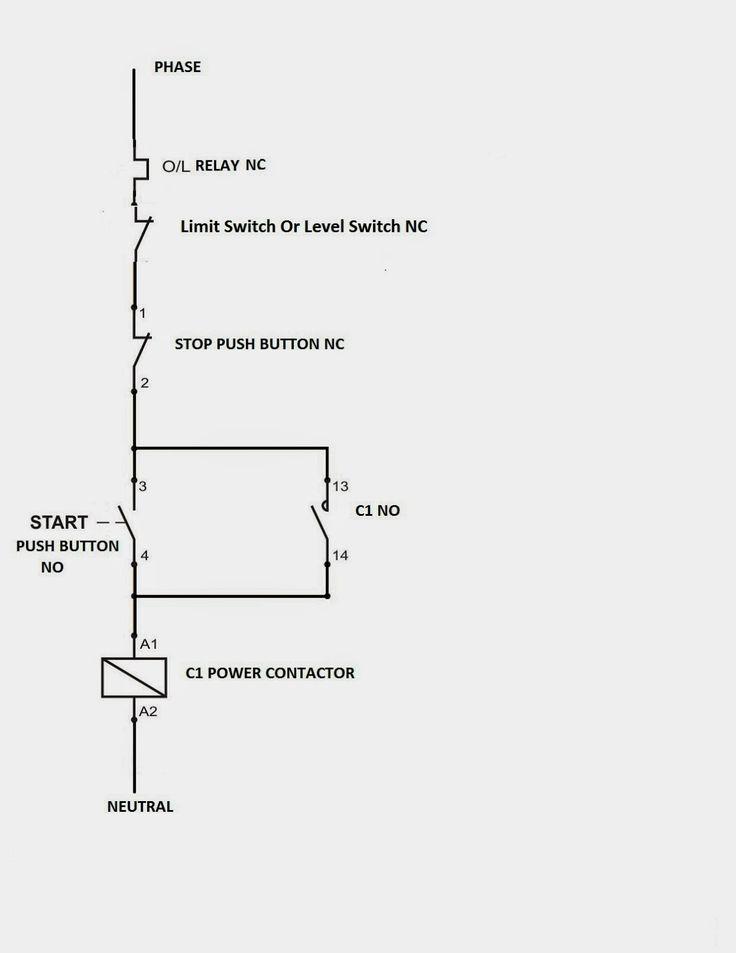 DIAGRAM] 3 Phase Motor Start Stop Switch Wiring Diagram FULL