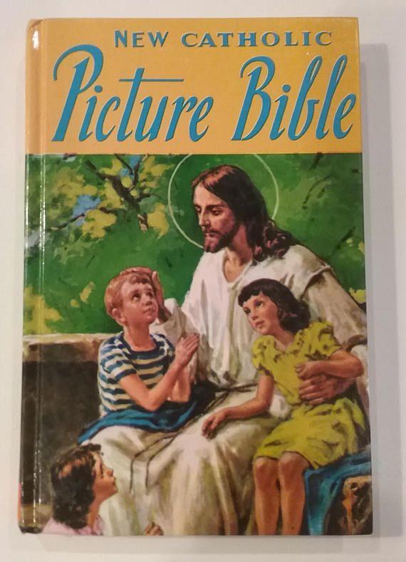 New Catholic Picture Bible 1981 Catholic Book Publishing Co