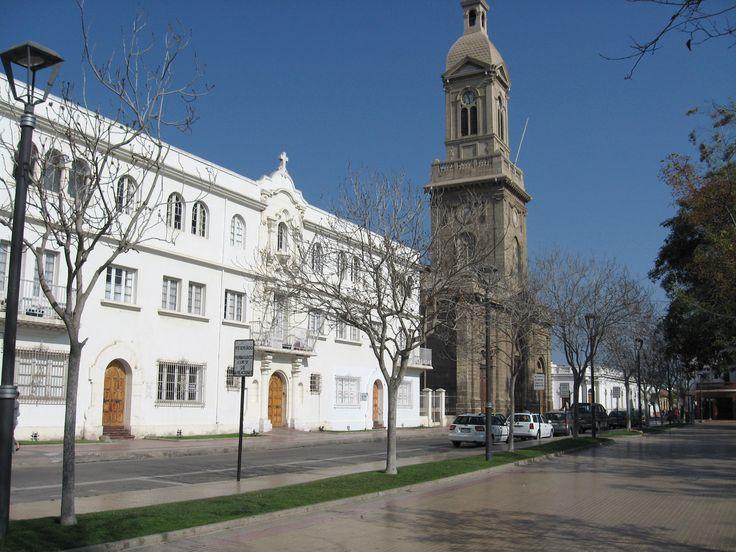 La Serena, Coquimbo Region, Chile.