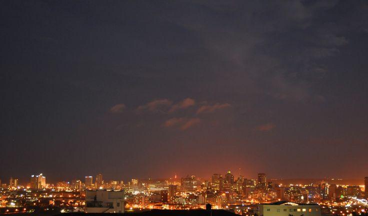 Durban at night. www.ducklingphotography.blogspot.com