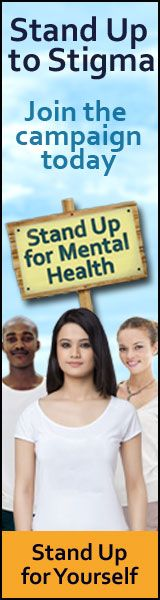 Join the Stand Up for Mental Health Campaign today.