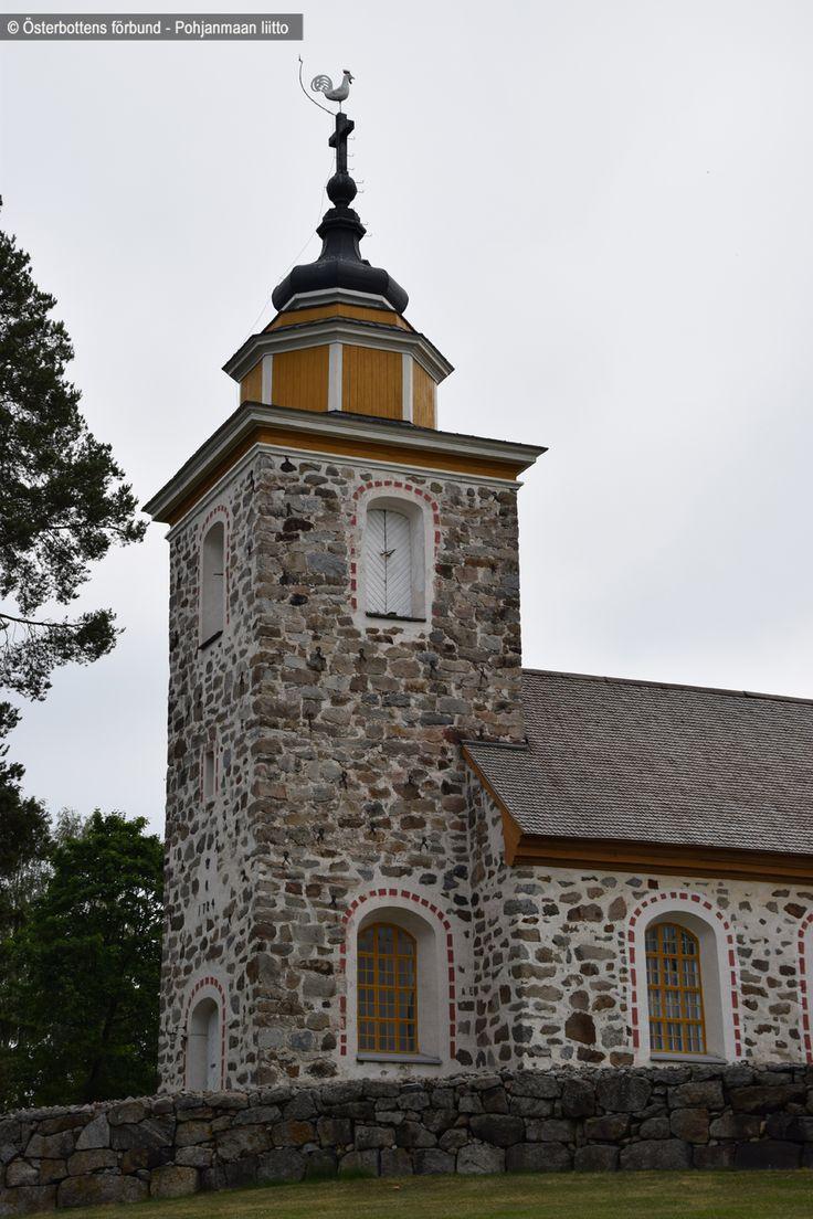 Munsala kyrka - Munsalan kirkko