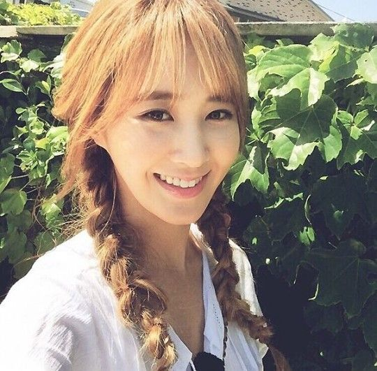 Yuri new hair style. Love it! :)