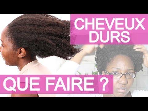 Secret de l'Hydratation des cheveux crépus, à savoir absolument - YouTube